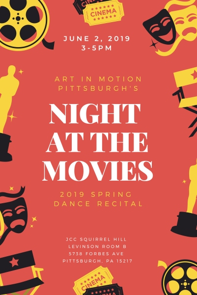 Vermilion with Yellow and Black Vectors Awards Night Pinterest G