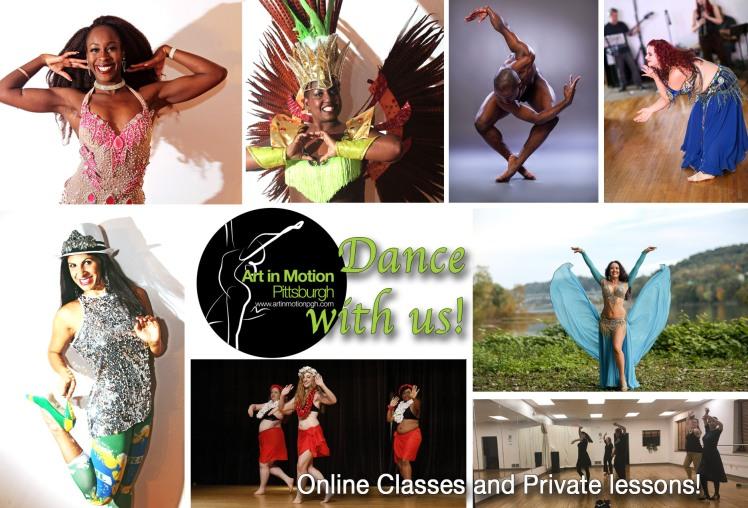 aimpgh dance lessons