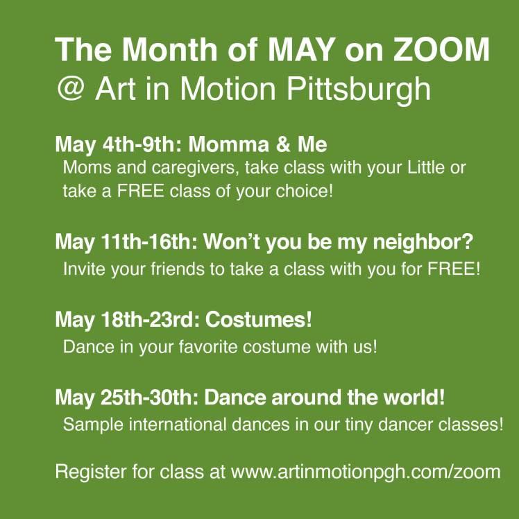 zoom may